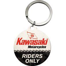 Avaimenperä Kawasaki - Riders Only