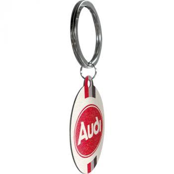 Avaimenperä Audi - Logo