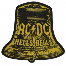 KANGASMERKKI - AC/DC - Hell's bells(50082)