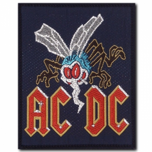 KANGASMERKKI - AC/DC (50084)