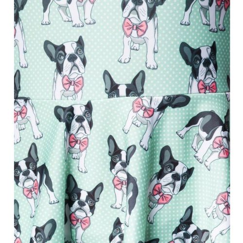 UIMAPUKU - Vintage Swimdress bostonterrier (19)