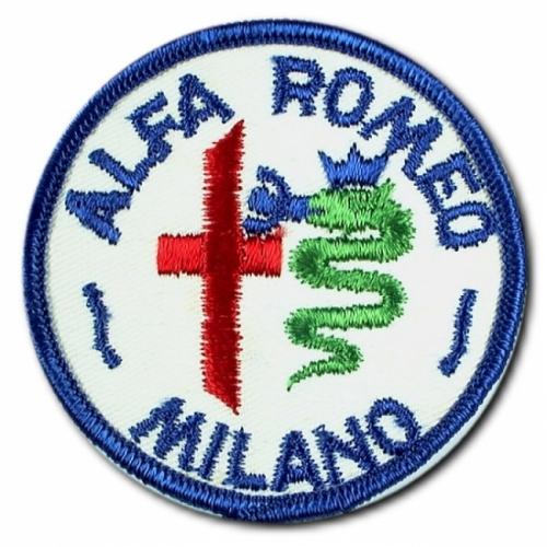 KANGASMERKKI - ALFA ROMEO (50349)