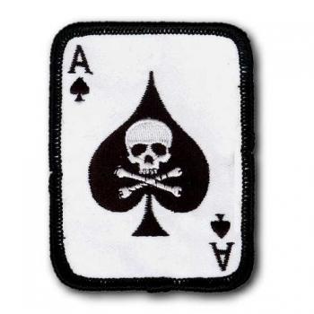 KANGASMERKKI - DEATH ACE (50577)