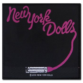 KANGASMERKKI - NEW YORK DOLLS (50606)