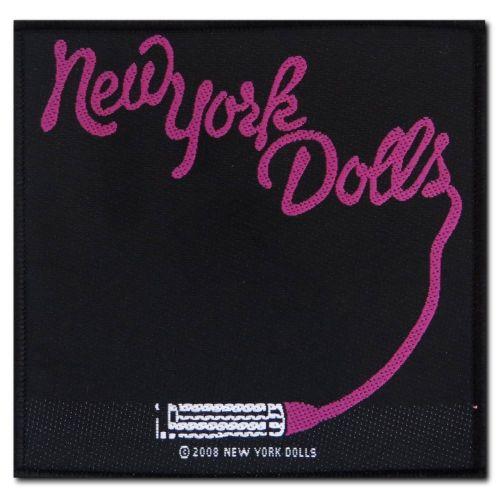 KANGASMERKKI - NEW YORK DOLLS (50606)