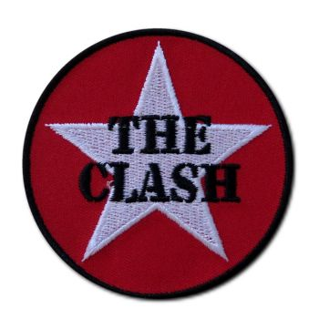 KANGASMERKKI - THE CLASH (50608)