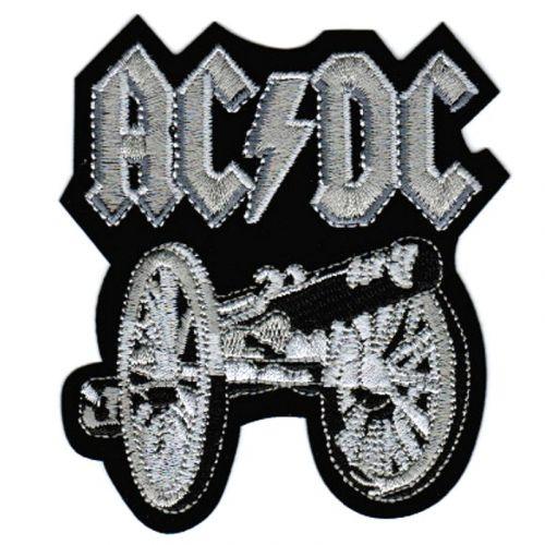 KANGASMERKKI -   AC/DC - Kanuuna (50624)