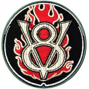 KANGASMERKKI - V8 (50666)