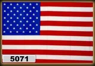 SEINÄLIPPU - USA LIPPU (5071)