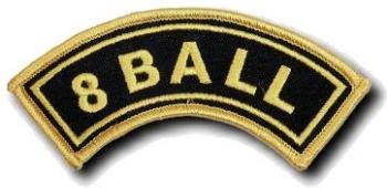 KAARIMERKKI - 8 BALL (50733)