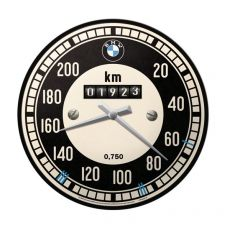 Seinäkello BMW mittari retro