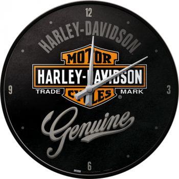 Seinäkello Harley-Davidson Genuine