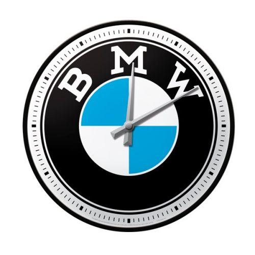 Seinäkello BMW mittari logo