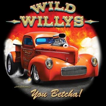 WILD WILLYS (541)