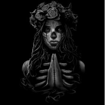 PRAY GIRL (557A)