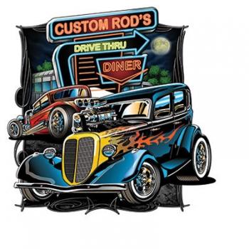 CUSTOM ROD'S DRIVE THRU (560A)