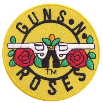 KANGASMERKKI - GUNS 'N' ROSES (50601)