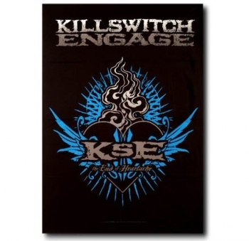 SEINÄLIPPU - KILLSWITCH ENGAGE - KSE (5756)