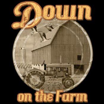 DOWN ON THE FARM (576A)