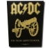 SELKÄMERKKI: AC/DC -For Those about to Rock (60041)