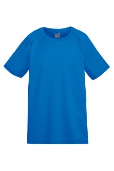 LASTEN PERFORMANCE T-PAITA Royal Blue