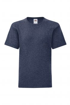 LASTEN ICONIC T Heather Navy