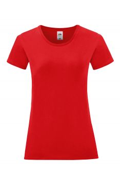 NAISTEN ICONIC T Red
