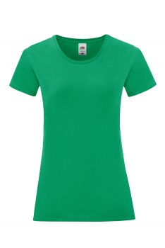 NAISTEN ICONIC T Kelly Green