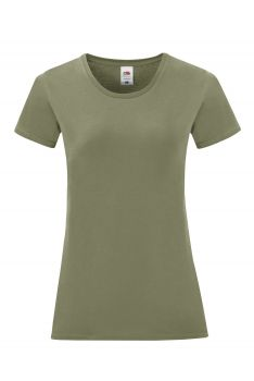 NAISTEN ICONIC T Classic Olive