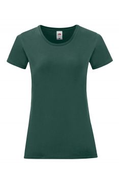 NAISTEN ICONIC T Forest Green