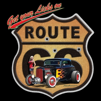 LICKS ON ROUTE 66 (775)