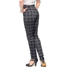 HOUSUT - Back in Plaid Audrey - STEADY CLOTHING
