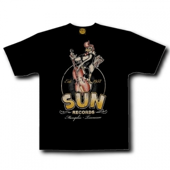 T-PAITA - ROOSTERBILLY SUN RECORDS - STEADY CLOTHING (80206)
