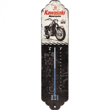 Lämpömittari Kawasaki Motorcycles Since 1878