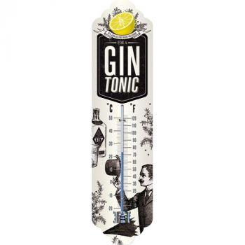 Lämpömittari Gin Tonic Weather