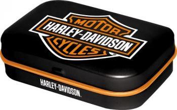 Pastillirasia Harley-Davidson logo