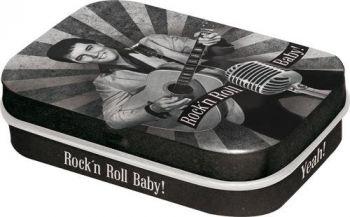 Pastillirasia ELVIS ROCK'N ROLL BABY!