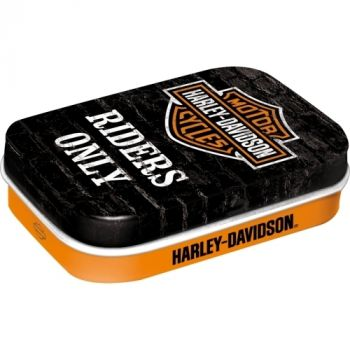 Pastillirasia Harley-Davidson Riders Only