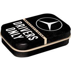 Pastillirasia Mercedes Benz - Drivers Only