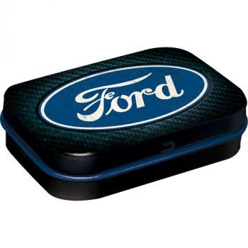Pastillirasia Ford - Logo Blue Shine