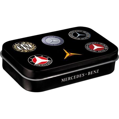 Pastillirasia XL Mercedes-Benz logot