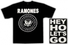 RAMONES -Hey HO Lets GO (83702)