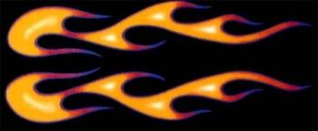 HIHAPAINATUS: Flames (844)