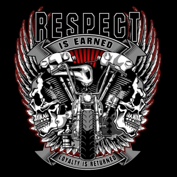 RESPECT IS EARNED (846)