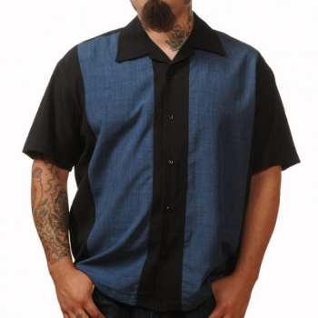 KAULUSPAITA - POP CHECK MID PANEL - STEADY CLOTHING (85105)