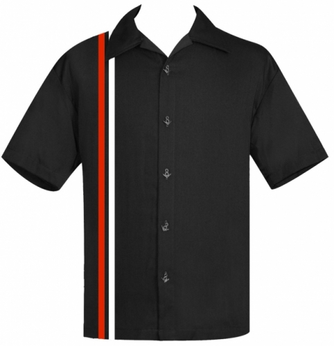 KAULUSPAITA - V-8 Racer - STEADY CLOTHING  (89034)