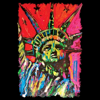 STATUE OF LIBERTY PAINTING (922)