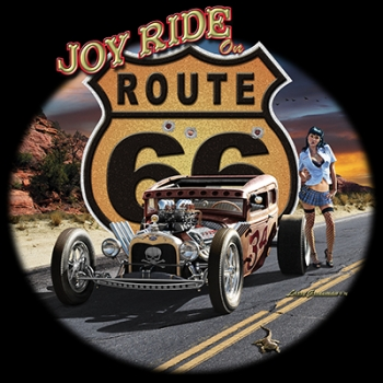 JOY RIDE ON 66 (970A)
