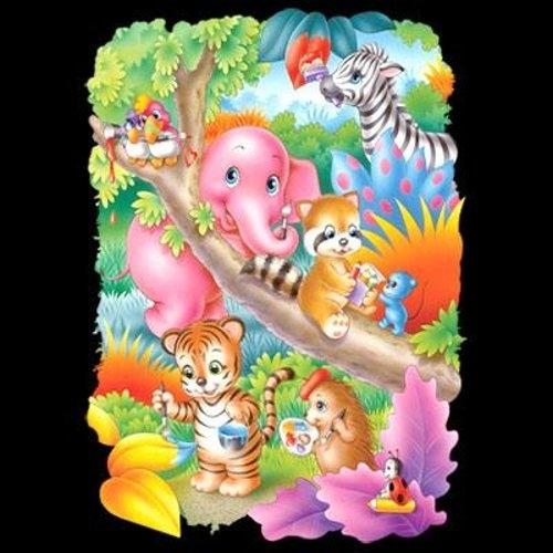Eläinystävät (973A)