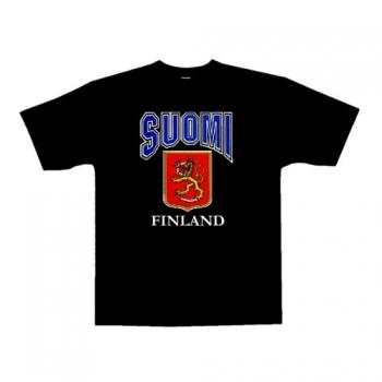 Suomi - T-paita